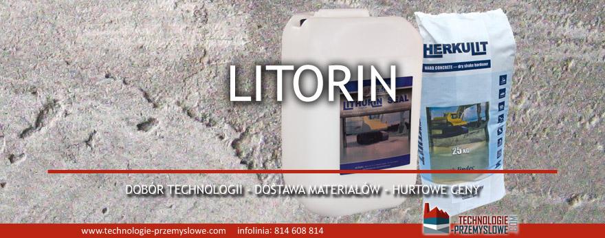 LITORIN - wzmacnianie betonu