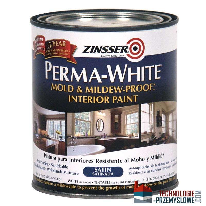 Zinsser Perma White Mold Amp Mildew Proof Interior
